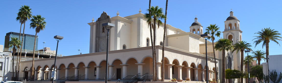 St. Augustine Cathedral Tucson, AZ