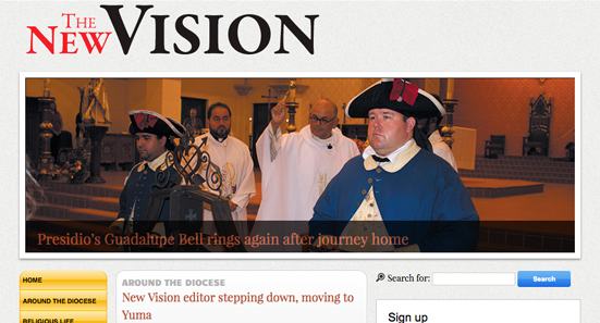 The New Vision Link
