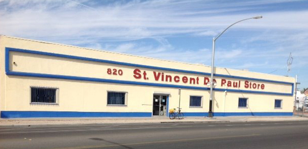 St. Vincent de Paul Store on S. 6th Ave. Tucson